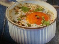 яйца с крабами